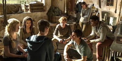 Deadliest Rescue Mission in Maze Runner: The Death Cure Begins January 24 Nationwide