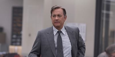 Tom Hanks Exposes the Truth in Real-Life Thriller The Post