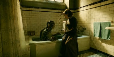 An Enthralling Escape to Fantasy in The Shape of Water on February 21 Nationwide