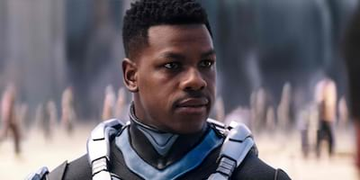 The War Awakens John Boyega in Pacific Rim Uprising