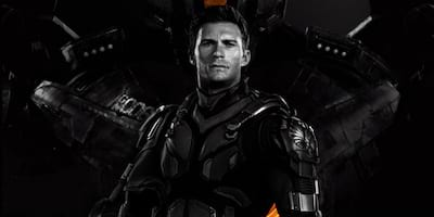 Scott Eastwood, Fierce & Furious in Pacific Rim Uprising