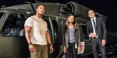 Q&A With Oscar-Nominee and Rampage Star Naomie Harris