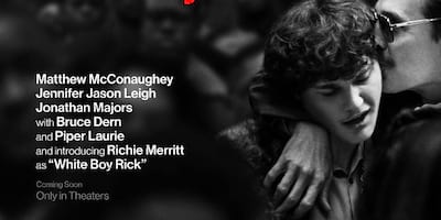 WATCH: 1980s War on Drugs Tackled in White Boy Rick Trailer