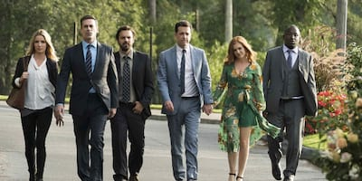 Real-Life Tag Game Among Grown Men Inspires New Comedy