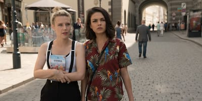 The Spy Who Dumped Me Puts Women in High-octane Action-Comedy