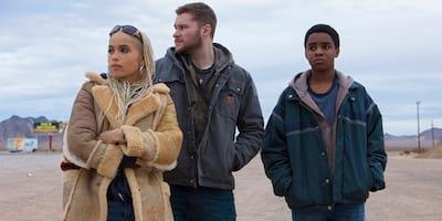 Catch Science-Fiction Film 'Kin' As It Opens in Cinemas Today!