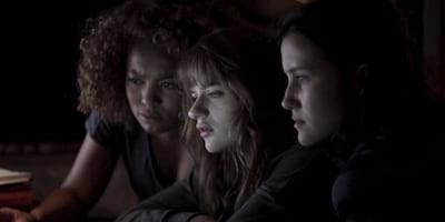 Curiosity Leads Four Girls to Conjure Slender Man