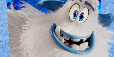 Channing Tatum Pays the Yeti Who Discovers Man in Smallfoot