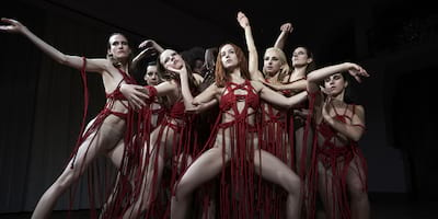 Witching Hour Starts with Suspiria on October 31 in Cinemas