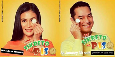 Real Life Couple Gelli De Belen and Ariel Rivera Return on the Big Screen in 'Ang Sikreto ng Piso'