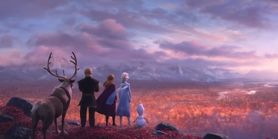 WATCH: The Teaser to 'Frozen 2' Is Finally Here!