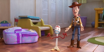 Bonnie Makes A New Toy Friend in the Latest 'Toy Story 4' Trailer!