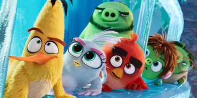 Catch The Angry Birds and Piggies' Team-Up in Theaters!