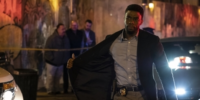 WATCH: 'Black Panther' Chadwick Boseman Becomes Detective in '21 Bridges' Trailer