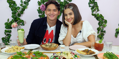 Interview with the Hungry: Ruru Madrid and Jasmine Curtis-Smith on CaraXJagger