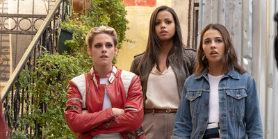 Dressed for Action: The New 'Charlie's Angels' in Stylish Combat