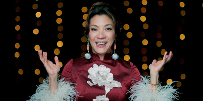 Crazy Rich Asians' Michelle Yeoh As Comedic 'Santa' in 'Last Christmas'