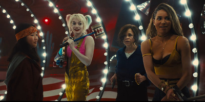 Complete Mayhem: No Cuts, 'Birds of Prey' Screens with R-16 Rating
