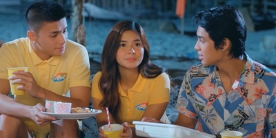 WATCH: Ronnie Alonte Reprises Role in 'James & Pat & Dave' Trailer