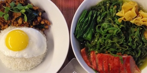 COCA Cafe SM Jazz Mall: Your Restaurant for Affordable Chinese Comfort Food