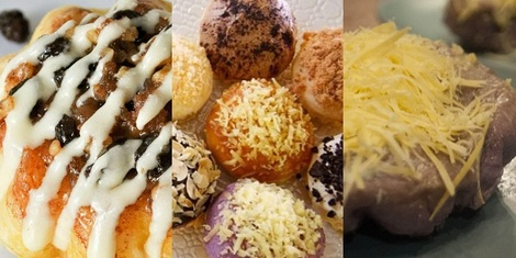 7 Places to Order Your Flavored Ensaymada in Manila