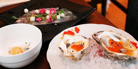 Bait's Seafood Kitchen: Fresh Seafood Redefined and Refined by Chef Joseph Margate
