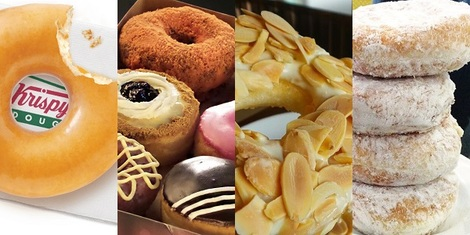 Mmm, Donuts: 8 Doughnut Shops in Manila for your Donut Fix