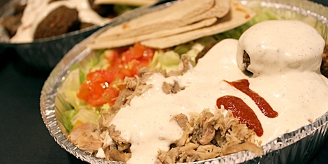 'The Halal Guys Philippines' Sneak Eat: The First Overseas Store To Open October 13 in Megamall