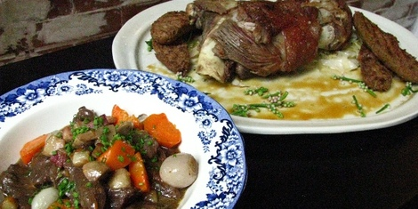 'Roux French-American Bistro' by Chef J. Margate Now Open in Greenbelt 3, Makati