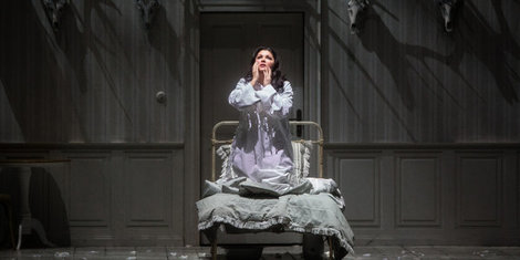 CCP Met Opera in HD Presents: Iolanta and Bluebeard's Castle