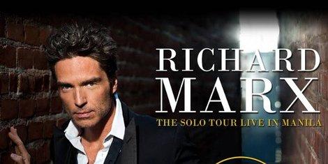 Richard Marx: The Solo Tour Live in Manila