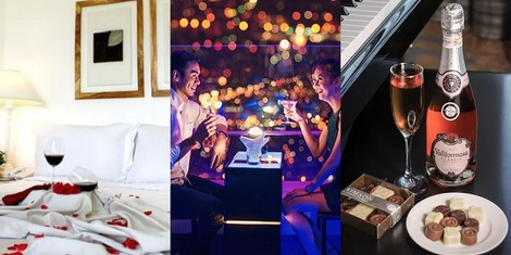 Lovestruck 2016: 12 Hotel Promos in Manila for Your Valentine's Day Staycation this Weekend