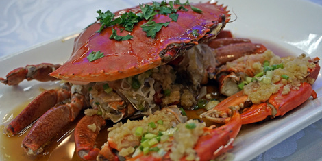 Feel Like Royalty When You Dine at Sabreen's Seafood Market Restaurant