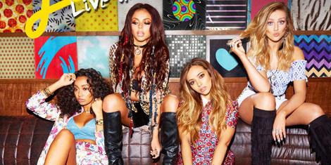 Little Mix The Get Weird Tour Live in Manila