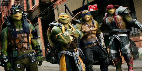 New Movies This Week: Teenage Mutant Ninja Turtles 2, A Hologram for the King and more!