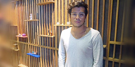 Monday Mixtape: Listen to what's on Erwan Heussaff's current playlist