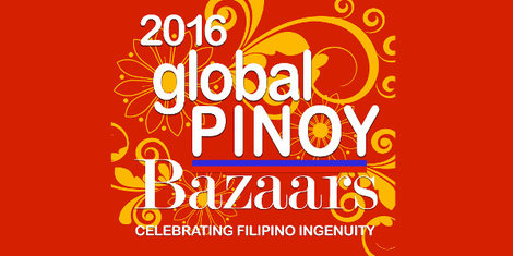 Global Pinoy Bazaar 2016: Celebrating the Dawn of a New Decade for Filipino Creativity and Ingenuity