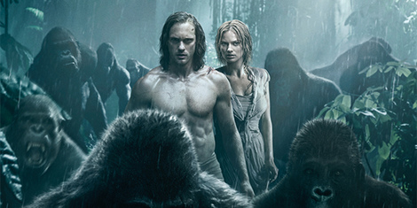 New Movies This Week: The Legend Of Tarzan, The Young Messiah and more!