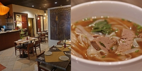 Tasting Thailand: Siam Noodle House is a must-try when you're heading South