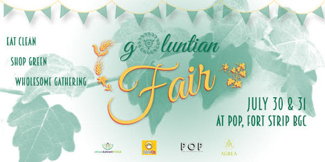 Go Luntian! Whole-food Plant-based Lifestyle Fair