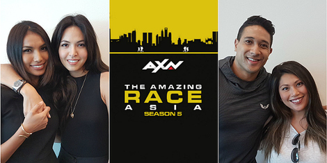 AXN Reveals Dynamic 11-team Lineup for The Amazing Race Asia Season 5