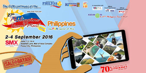 27th Philippine Travel Mart