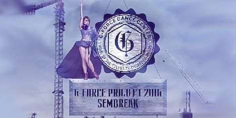 G-Force Project Sembreak Dance Workshop is now back on its 5th year!