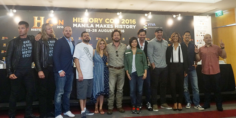 IN PHOTOS: Awesome Things to Look Forward to at the First Ever HistoryCon 2016