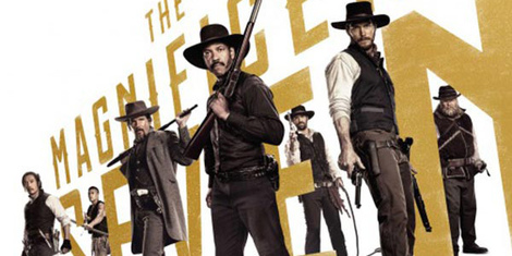 Though Shallow, 'The Magnificent Seven' Entertains