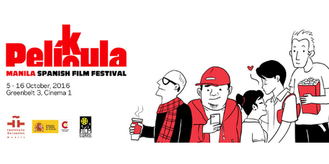 Instituto Cervantes' PELÍCULA Spanish Film Festival unfolds at Greenbelt 3 from October 5 to 16