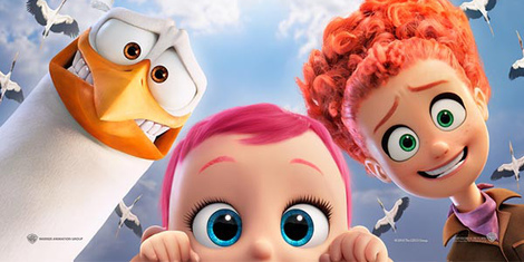 'Storks' is Aggressively Nonsensical, and Kind of Charming