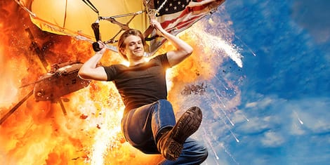 Make way for the All-New MacGyver only on AXN