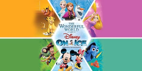 Disney on Ice debuts on new stage at Mall of Asia Arena