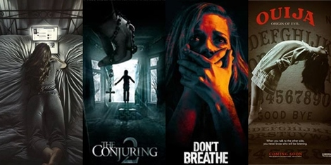 Movie Scare-athon: 10 Must-Watch Scary Movies To Watch This Halloween 2016